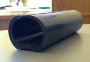 Термостойкий силиконовый промышленный уплотнитель для сушильных камер
