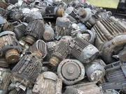 Куплю б/у или сгоревшие электродвигатели,  генераторы и т.д.