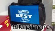 BlueWeld Best Tig 301 DC HF/Lift Сварочный инвертор TIG