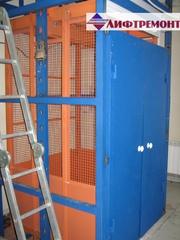 Грузовой подъемник (лифт),  недорогой и надежный.