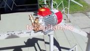 Самовсасывающий насос MARINA на 12В и 24В (возможность непрерывной работы;  вода,  топливо,  антифризы)