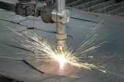 Обработка листового металлопроката (резка,  рубка,  гибка и сварка метал