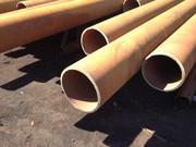 Трубная компания реализует трубу б/у восст. со склада.