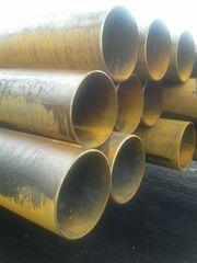 Продам трубу б/у восст. разных диаметров со склада.