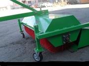 Подметальная щетка SX-150 гидравлическая (для больших тракторов).