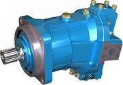 Гидромоторы регулируемые рmax=40мпа