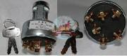 Замок зажигания 08086-10000 -5001292 foton 958g, sd 16, zl30