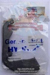 Набор регулировочных пластин 64e7-02410 (12 шт)