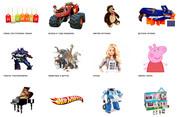 Популярные игрушки оптом