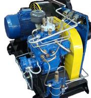 Блок компрессора 12ВФ-М-80-0, 24-1, 5-2, 2