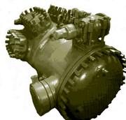 Установка компрессора 1A21-50-2A