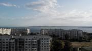 Трехкомнатная комфортная квартира с видом на море в Крыму