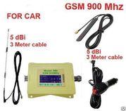 Автомобильный усилитель сигнала сотовой связи 900 mhz