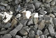 Мрамор и минералы высокого качества,  различных фракций и цветов по опт