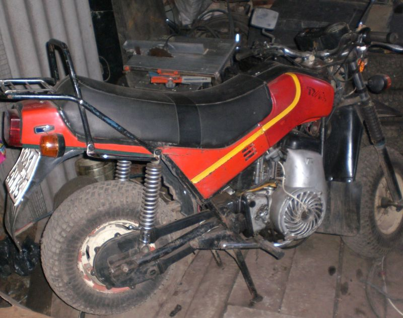 Мотоциклы yamaha кроссовые эндуро