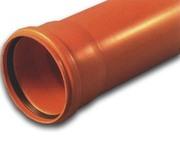 Труба и фитинги для наружной канализации
