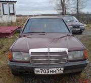 Mercedes190E, 1985год